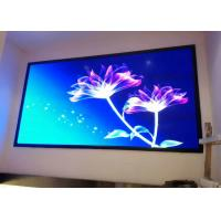 Wholesale Interior P2.5 1/32 Scan Full Color Led Display Panel 480x480mm Cabinet from china suppliers