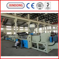Wholesale 16-630mm PVC pipe production line from china suppliers