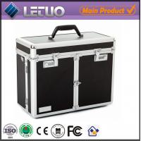 Wholesale LT-BC01 wholesale Black cosmetic style case china supplier make up train case from china suppliers
