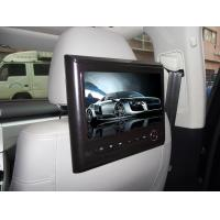 """Wholesale 9"""" HD TFT LCD Car Headrest DVD Players with MP5 Beige Grey Black color  S-PD9518 from china suppliers"""