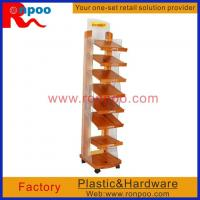 Wholesale Wooden Wine Racks,Fruit and Vegetable Display Rack,Kitchen Storage Wire Rack,Custom Retail from china suppliers