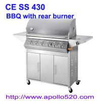 Buy cheap 6Burner Stainless Barbecue from wholesalers