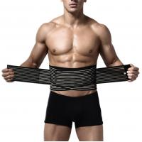 Quality Adjustable Waist Trimmer Belt ,Waist Slimmer For Men & Women / Stomach Body Wrap for sale