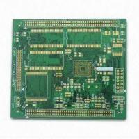 Wholesale 4-layer Printed Circuit Board with 1.6mm Thickness, Made of FR4, Immersion Gold Surface Processing from china suppliers