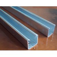 Wholesale Metal Steel Unistrut C Channel from china suppliers