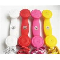 Wholesale Radiation Proof Portable Mini bluetooth wireless noise cancelling handset USB charging from china suppliers