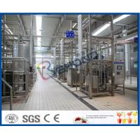 Wholesale Complete 2000LPH Smart Integrated Dairy Processing Plant 500ml Bottle Filling from china suppliers