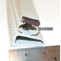 China PVC profile with magnetic strip fitted on sale