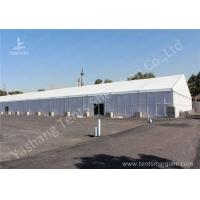 Wholesale Parties Portable Aluminium Frame Tents Pvc Fabric , Glass , Abs Wall from china suppliers