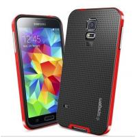 Wholesale Spigen SPG Slim Armor Case Dual Layer Protective Case For Samsung Galaxy S5 Cover from china suppliers