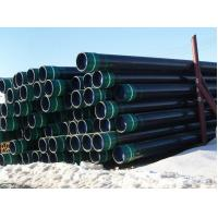 Wholesale Oil Pipe line API 5CT Steel Casing Pipe Hot Rolled / Cold Rolled , L80 N80 P110 Grade from china suppliers