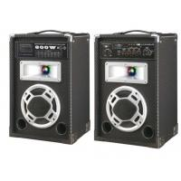 Wholesale Wooden Black Wireless PA Speakers For Home Party And Personal Entertainment from china suppliers