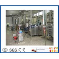 Wholesale Drinking Yoghurt Production Industrial Yogurt Maker With SUS304 / SUS316 Material from china suppliers