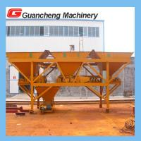 Wholesale Carbon Steel Concrete Batching Machine / Concrete Mixing Plant Concrete Mixing Machine from china suppliers