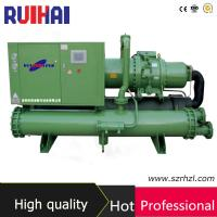 Wholesale Water Cooled Open Type Screw Industrial Chiller 41kw from Ruihai from china suppliers