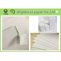 Wholesale Customized White Cardboard Paper Sheets , Paper Packaging Board For Medicine from china suppliers