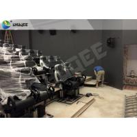 Wholesale 5D Cinema System Dinosaur Box 9 Seats Luxury Chair Genuine Leather from china suppliers