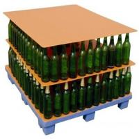 Wholesale 1000x 1200mm Glass Bottles PP Corrugated Plastic Layer Pads / PP Hollow Board from china suppliers