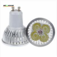 Wholesale Bright 9W 12W 15W GU10 MR16 E27 GU5.3 LED Bulbs Light 12V 110V 220V Dimmable GU10 Led Spotlights Warm/Cool White LED from china suppliers