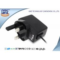 Wholesale 5V 2000mA 3 UK Prong AC To DC Power Adapter , Medical Power Adapter Different Sizes from china suppliers