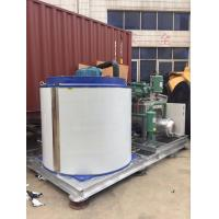 Buy cheap Large Capacity Full Automatic 15T Seawater Flake Ice Machine 15000kg from wholesalers