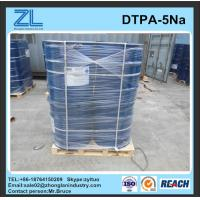 Wholesale light yellow DTPA-5Na liquid manufacturer from china suppliers