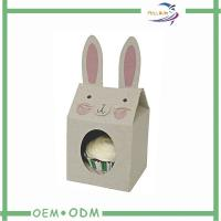 Wholesale Paper Folding favor boxes wedding , Gift Candy Box in Rabbit Shape from china suppliers