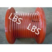 Wholesale OilField Machinery Wire Rope Drum High Strength Steel Lefthand Rotation Drum from china suppliers