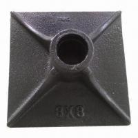 Wholesale Tamper Head, Made of Cast Iron from china suppliers