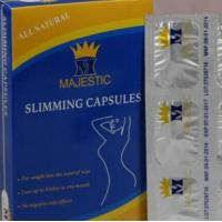 Wholesale Majestic Effective Slimming Products Majestic Capsule Weight Loss Herbal Weight Loss Slimming Capsule Fast Working from china suppliers