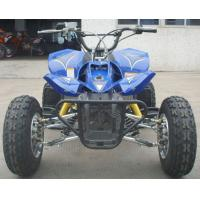 Wholesale Full Size 125cc Racing Quad 6.5kw , Four Wheelers 4 X 4 Manual Clutch Oil  Cooled from china suppliers