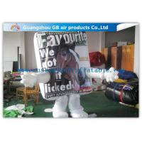 Wholesale Customized White Inflatable Horse Costume For Adults With Arms Legs For Shows from china suppliers