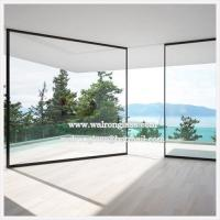 Buy cheap Clear/Frosted/Etched/Sandblast/Printed Glass room dividers from wholesalers