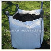 Wholesale Open top soil, cement / minerals 1 Ton Jumbo Bag for easy filling and discharging from china suppliers