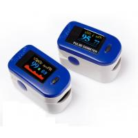 Wholesale portable digital medical Color OLED display Finger Pulse Oximeters for home hospital from china suppliers