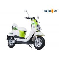 Wholesale Ladies Electric Motor Motorcycle , Electric Motor Bike F Disc Brake from china suppliers