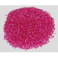 Wholesale Ruby #5 Lab Created Loose Gemstones Round For Earings 0.022cts from china suppliers