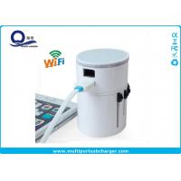 Wholesale Smart USB Charger Adapter With Wifi Plug Socket Fast Charging Auto Protection from china suppliers