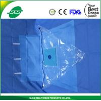 Wholesale free samples eo sterile surgical knee arthroscopy drapes made in hefei , china from china suppliers