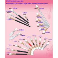 Buy cheap Different size cosmetic brush from wholesalers