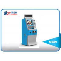 Wholesale 17 Inch 22 Inch Information Kiosk , Self Service Payment Kiosk With Windows System from china suppliers