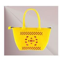 Wholesale good quality women Eco-friendly polyester 3mm thickness felt Handbag from china suppliers