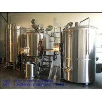Wholesale Stainless Steel Fermenter Beer Brewing Equipment Tanks System Full Jacket/50L-1000L from china suppliers