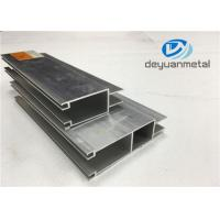 Wholesale Customized Sliding Open Style Aluminium Door Frames With 6063-T5 Length 3m - 6m from china suppliers