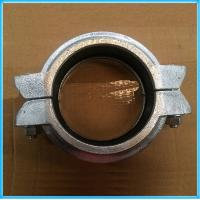 Grooved pipe fittings flexible coupling of item