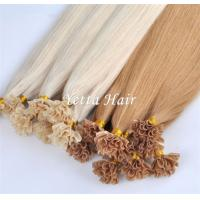 Wholesale Professional Pure Indian Pre Bonded Hair Extensions Tangle Shed Free from china suppliers
