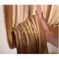 Wholesale Beautiful colorful Metal sequin cloth for screen decorative from china suppliers