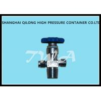 Wholesale CGA555 Adjustable Pressure Relief Valve Flapper Type Nitrogen Cylinder Valve from china suppliers
