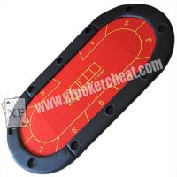 Wholesale Texas Holdem Table built-in Camera For Gambling Cheat / Casino Cheat from china suppliers