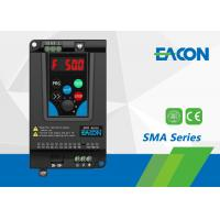 Wholesale Food Package Machine Single Phase Output VFD Drive Inverter Frequency Black from china suppliers